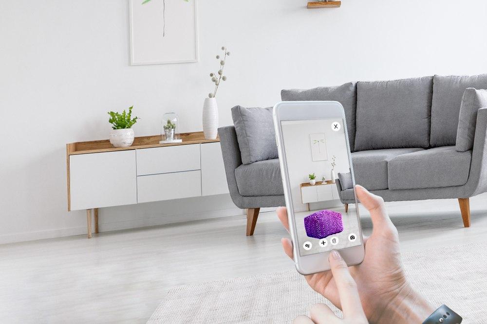 rozszerzona rzeczywistość dla e-commerce